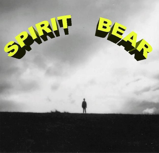 Spirit Bear Album Cover
